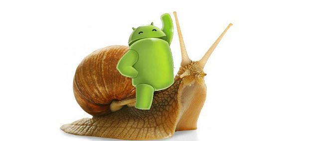 Зависание Андроид