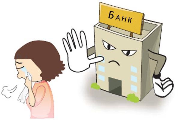 Если есть микрозайм, дадут ли кредит в банке