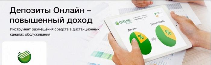 Калькулятор вкладов Сбербанка
