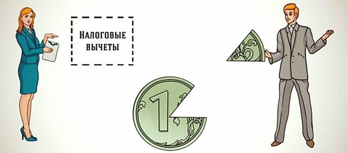 Налоговый вычет при ремонте